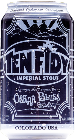 Oskar Blues - Ten FIDY