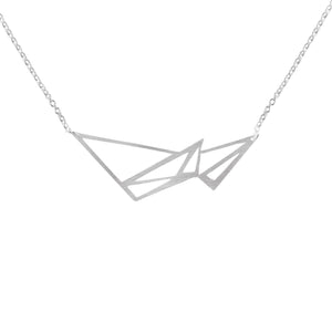 Icicle Shard Necklace