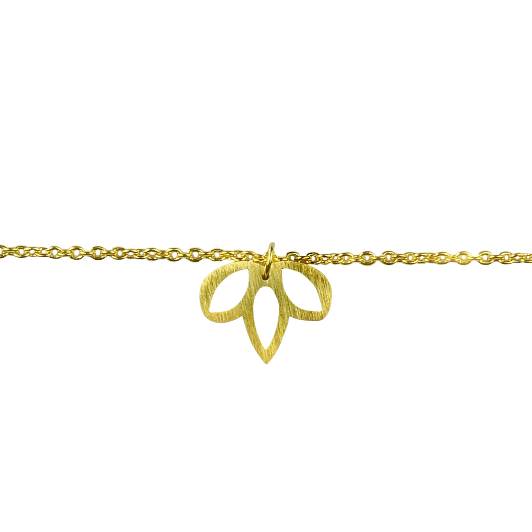 Three Leaf Bracelet