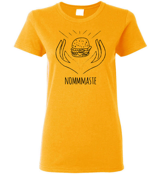 Nommmaste Ladies Short-Sleeve