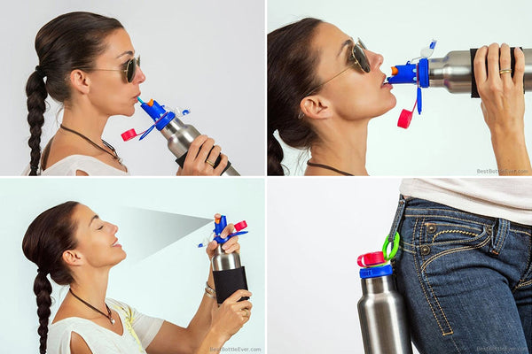 BestBottleEver™ - Insulated steel Sports Water Bottle