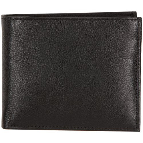 Access Denied Mens RFID Blocking Wallet Bi-Fold Leather
