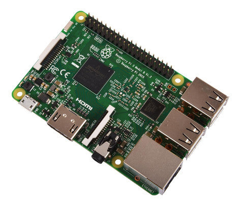 Raspberry Pi 3 - Quad Core , Wifi & Bluetooth