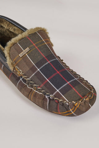 Barbour Monty Classic Slippers