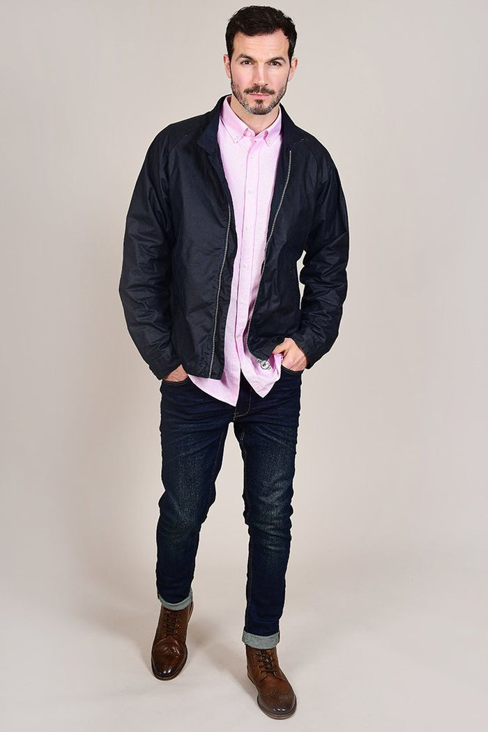 Barbour Oxford Pink Cotton Shirt