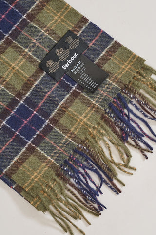 Barbour Barbour Tartan Classic Lambswool Scarf £27.95