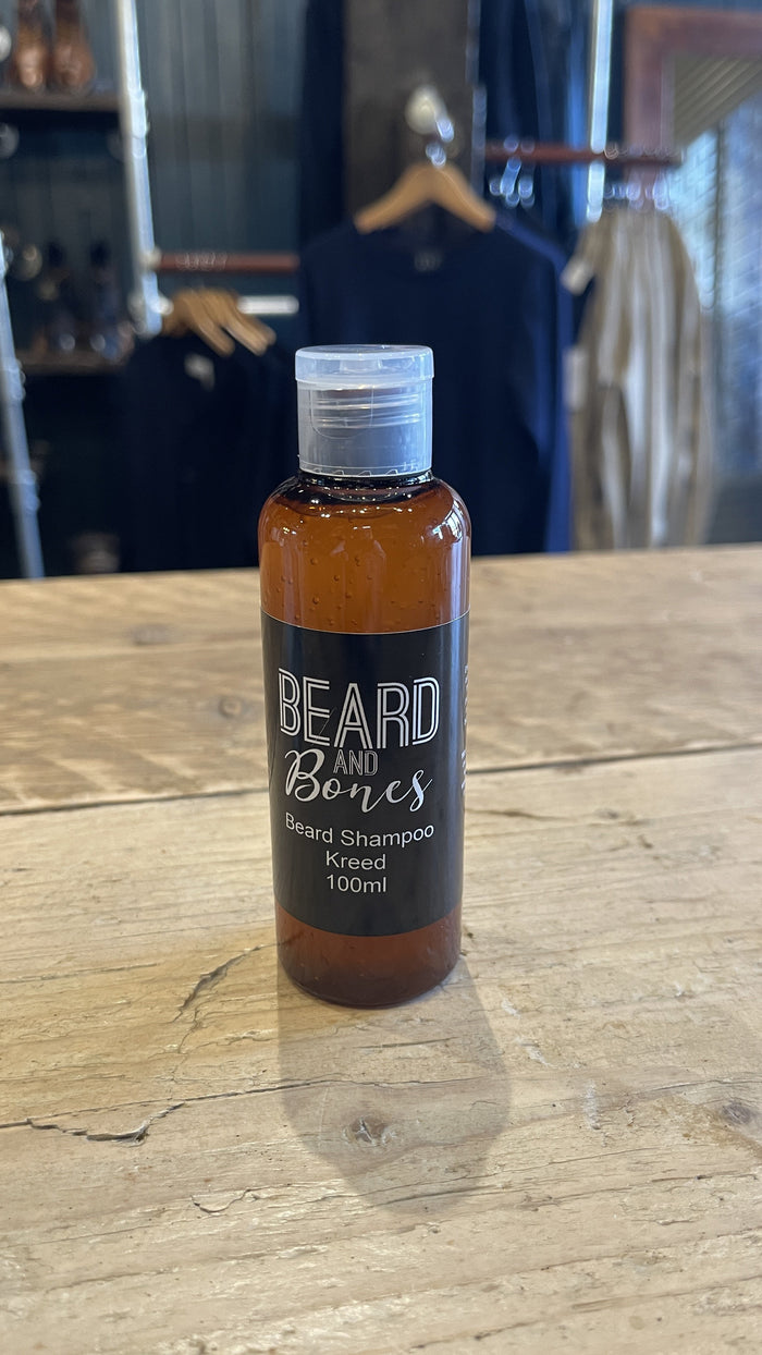 Beard and Bones Beard Shampoo - Kreed
