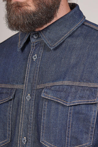Blend Blend Dark Denim Shirt £34.99