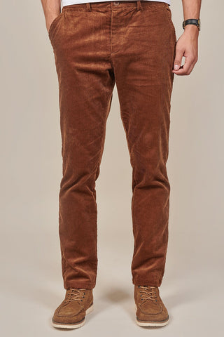 Casual Friday Brown Cord Trousers
