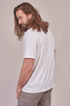 Farah Farah Off-White Pocket T-shirt £24.99
