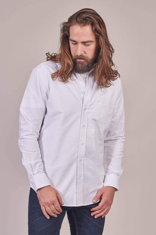 Farah Farah White Oxford Shirt £20.00