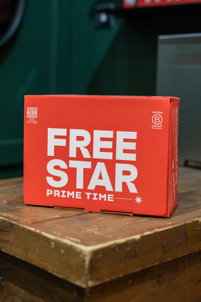 Freestar Alcohol Free Beer Gift Pack