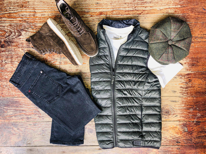 Social Outfit Gilet Casual Outfit £184.95