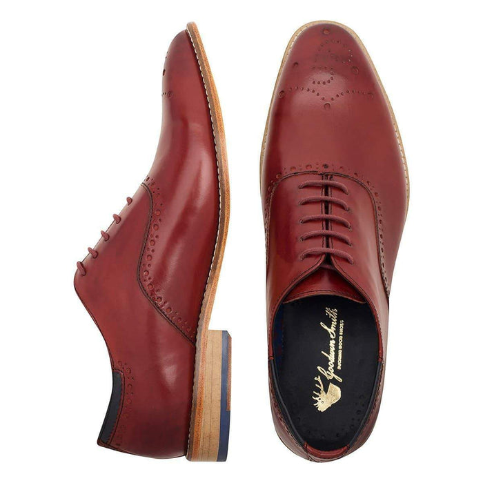 Goodwin Smith Wiswell - Bordo