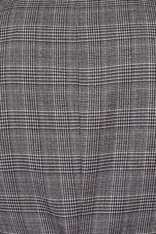 Harry Brown Grey Prince Of Wales Check Blazer 36R