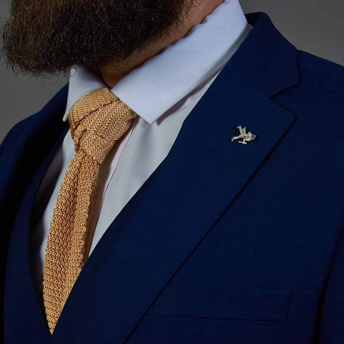 Herbie Frogg French Navy Blazer