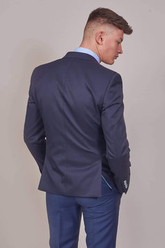 Herbie Frogg Herbie Frogg Navy Cotton Blazer £41.25