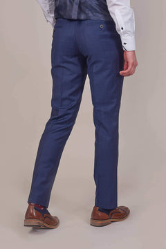 Herbie Frogg Herbie Frogg Navy Wool Trousers £20.00