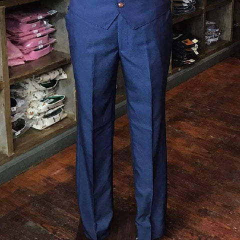 Marc Darcy Belmont Suit Trousers - Navy 28R / Navy