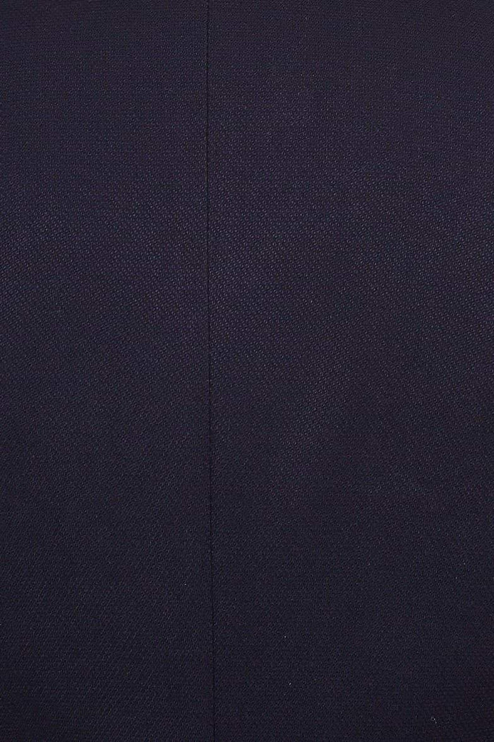 Marc Darcy JD4 Navy With Contrast Trim Suit Blazer