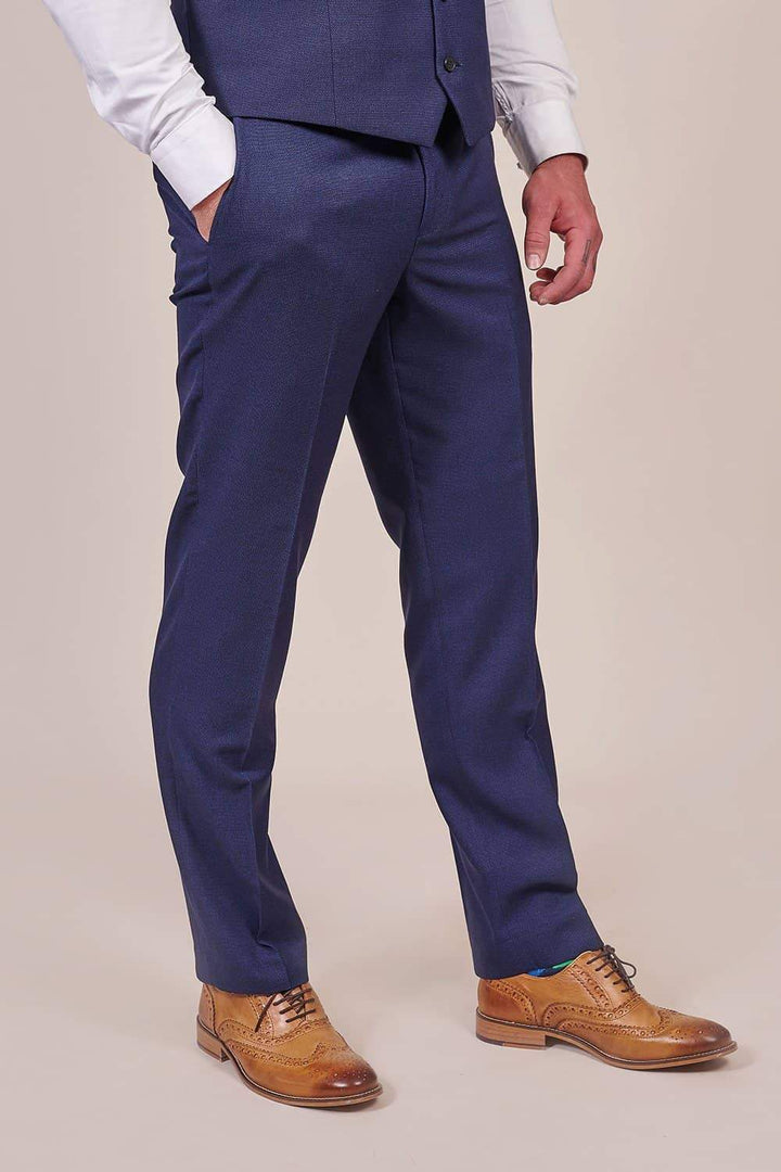 Skopes Skopes Harcourt Navy Tailored Fit 3 Piece Suit £174.00