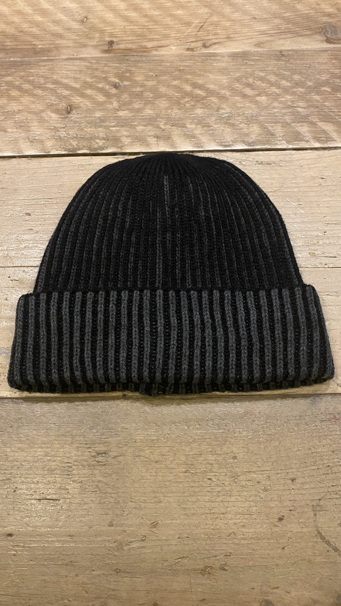 Skopes Kimber Charcoal Beanie Hat One Size