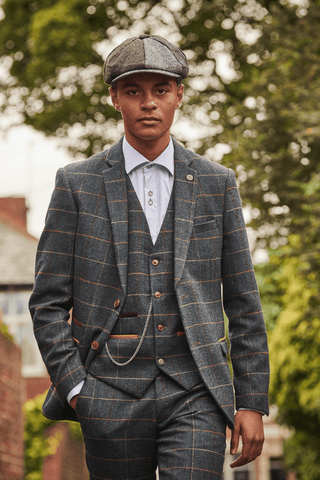 latest trends of 2019 official site cozy fresh Peaky Blinders Suits and Accessories – Master Debonair