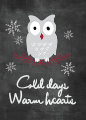 Cold days, warm hearts Hot Cocoa Collection