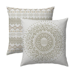 Medallion Apache Pillow