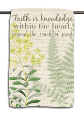 Faith is Knowledge Towel