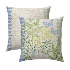 Fern Collection Pillow