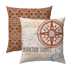 Mountain Summit Pillow