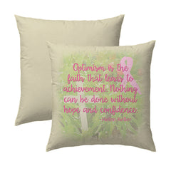 Optimism Pillow