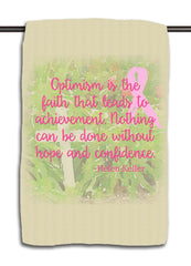 Optimism Towel