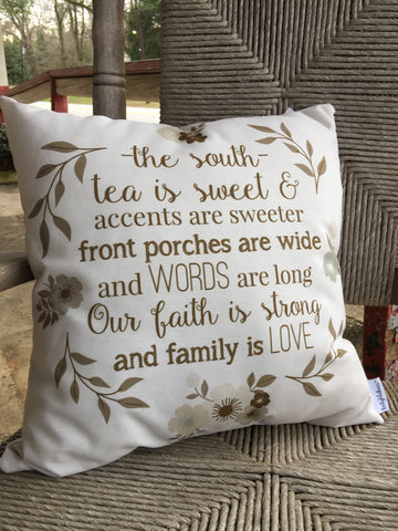 The South Pillow