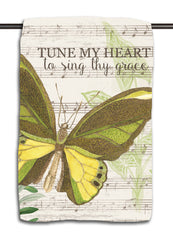 Tune My Heart Towel