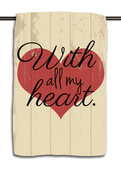 All My Heart Towel