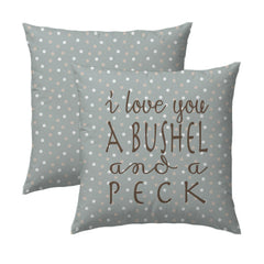 Bushel & A Peck-Dots Pillow