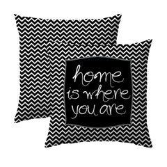 Home is Where You Are Pillow