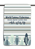 World Famous Fisherman Stripe Towel