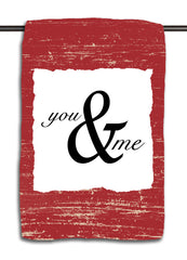 You & Me Towel