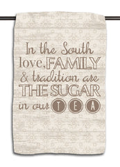 Love, Family, & Tradition Towel