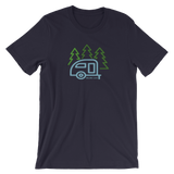 Forest Trailer Home - Unisex Shirt