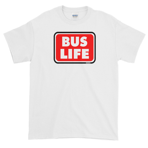 Bus Life Road Sign - 100% Cotton