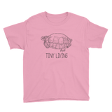 Tiny Living Turtle - Youth Shirt
