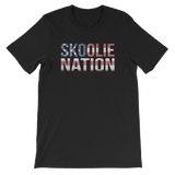 America is a SKOOLIE NATION - 100% Cotton