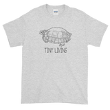 Tiny Living Turtle - Short Sleeve Shirt