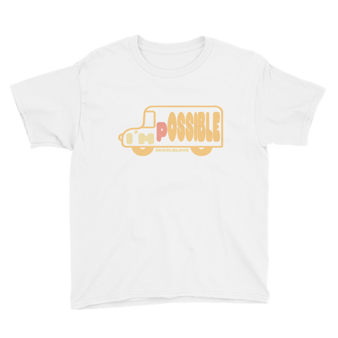 I'm Possible Bus - Youth Tee