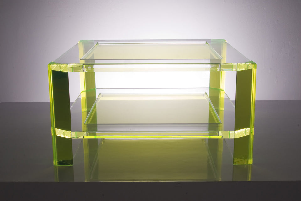 Radiant Coffee Table