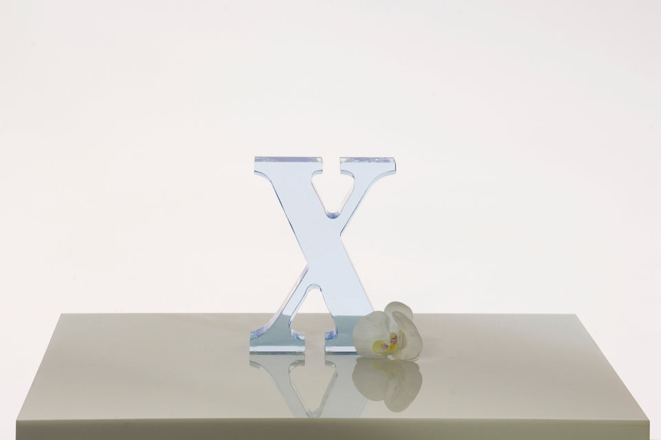 X Objet in Blue, Limited Edition